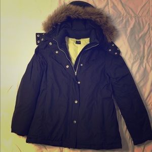 Like New Gap Down Puffer Jacket